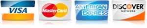 For AC in Fort Worth TX, we accept most major credit cards.